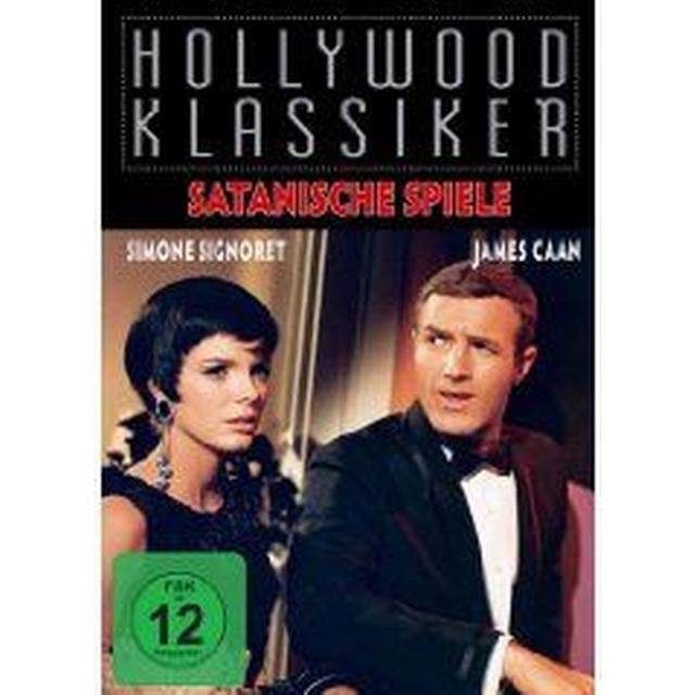 Satanische Spiele - Hollywood Klassiker [DVD]